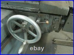 USED Boko MF1 Vertical Milling & Boring Machine with Universal Head & Table