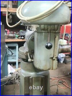 US Burke Millrite Milling Machine