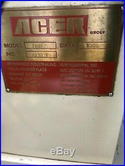 Ultma Acer II CNC Machine