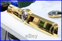 Universal Plater Chrome Edition with 4oz Brush Gold & 1oz pen gold 2.5 grams