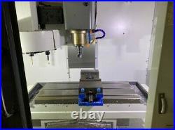 Used 2012 Haas Mini Mill CNC Vertical Machining Center Rigid Tap USB CT40 CLEAN