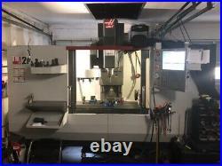Used 2015 Haas TM-2P CNC Tool Room Vertical Machining Center Toolroom Mill WIPS