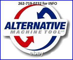 Used Brother CNC Drill Tap Center Machining Speedio Robodrill TC-S2A