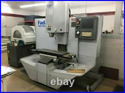 Used Fadal TRM CNC Tool Room Vertical Machining Center Mill Coolant Tank Pump 04