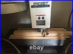 Used Fadal VMC 15XT CNC Vertical Machining Center Mill 10,000 rpm 4th Ready 2005
