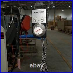Used Fryer MB-14 CNC Vertical Machining Center Bed Mill Anliman 3000 CNC