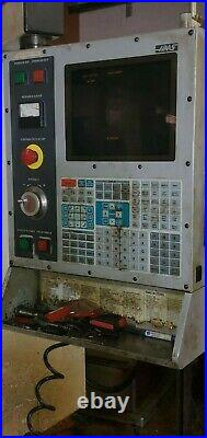 Used Haas Mini Mill CNC Vertical Machining Center CT-40 4th Axis Ready Rigid Tap
