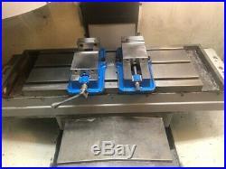 Used Haas Super Mini Mill CNC Vertical Machining Center Mill SSM VMC Machine 06