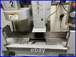 Used Haas TM-2 CNC Toolroom Mill Vertical Machining Center 10 Station ATC 2006