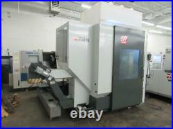 Used Haas UMC-750SS CNC Vertical Machining Center 5 Axis Mill 15 RPM HSM CT40