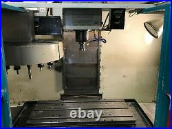 Used Haas VF-0E CNC Vertical Machining Center 30x16 Mill CT40 4th Axis Ready'00