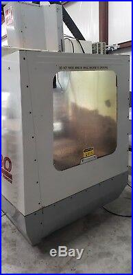 Used Haas VF-3 CNC Vertical Machining Center Mill 10,000 rpm TSC 40x20 CT40 2000