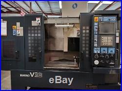 Used Makino V33 High Speed CNC mill