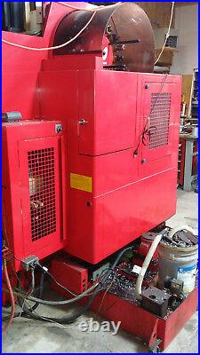 Used Matsuura RA-1F Vertical Machining Center Mill with Pallet Changer Yasnac 1993