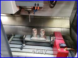Used Mori Seiki MV-40 CNC Vertical Machining Center 30x16 Mill VMC CT40 1991