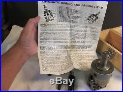 VINTAGE ENCO AUTOMATIC BORING & FACING HEAD