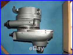 VOLSTRO Rotary Milling Head Attachment Never Used, LOOK machinist machine shop