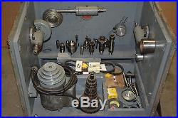Versa-Mill 31 Portable Milling, Slotting, Drilling, Grinding, Shaping Set with Tooling