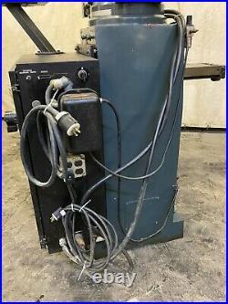 Vertical Cnc Milling Machine See Descripsion