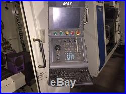 Vertical Machining Center 4-Axis CNC26 X 14 X 18 Hurco Model VM1 (2006)