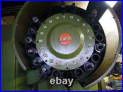 Victor Cnc Vertical Milling Machine