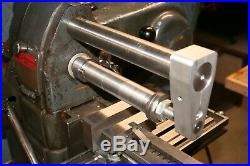 Vintage Atlas MFC Horiztonal Milling Machine with Some Tooling