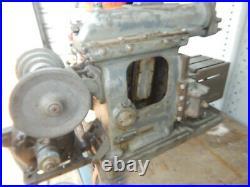 Vintage Atlas Metal Shaper Model 7b Rough Condition