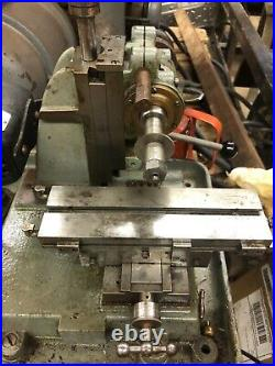 Vintage Derbyshire Horizontal micro mill