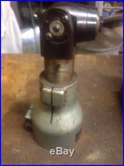 Volstro 90 Adjustable Milling Attachment Bridgeport Mill