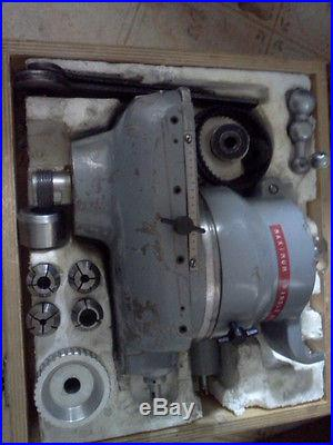 Volstro Rotary Milling Head and Accessories