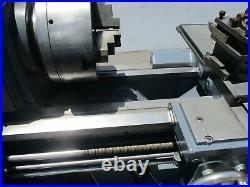 Whacheon / Webb 16 X 40 Engine Lathe. Impeccable Ways