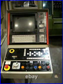 Willemin W-138 Cnc Milling Machine, Multi Axis, Tooling Very Gd Cond