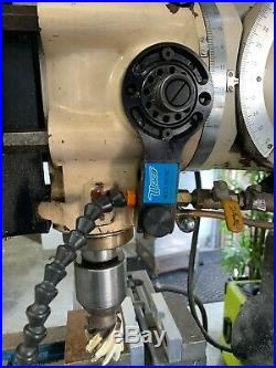 Wilton / Jet Cnc Knee MILL -see Video- 1 Or 3 Phase Power Bridgeport Hass Hurco