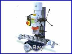 XJ12-300 Mini Milling Machine with Belt Drive- MT3 Now With Brushless Motor