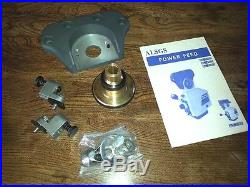 X-Axis Power Feed Kit for BRIDGEPORT Milling Machine, 240 volt model