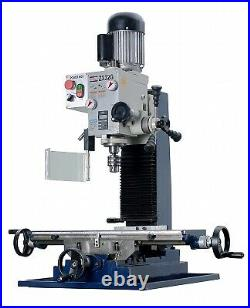 ZX32G 27 9/16 x 7 1/16 Milling and Drilling Machine
